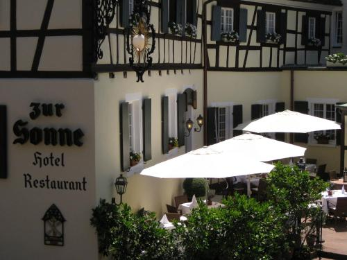 Romantik Hotel zur Sonne photo 20