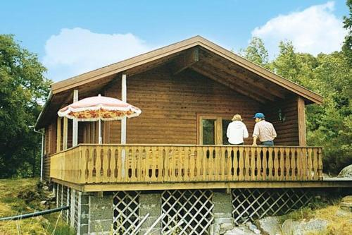 Three-Bedroom Holiday home in Skjold, Skjold