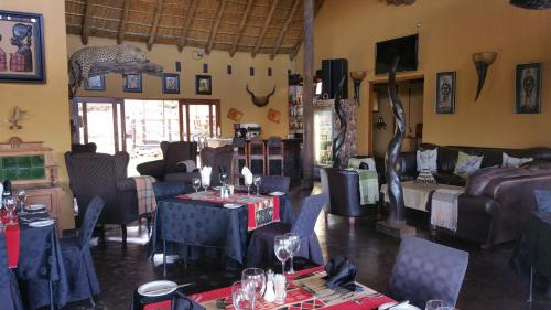 Ndlovu Lodge Photo