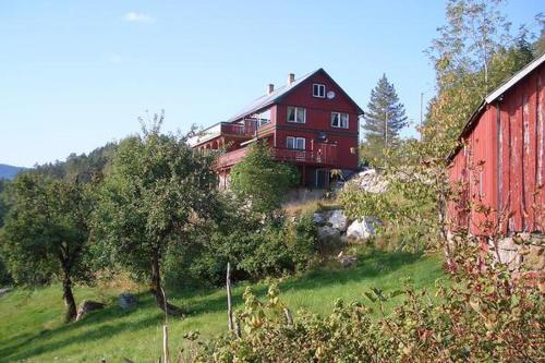 Three-Bedroom Holiday home in Tonstad 1, Yksnedal
