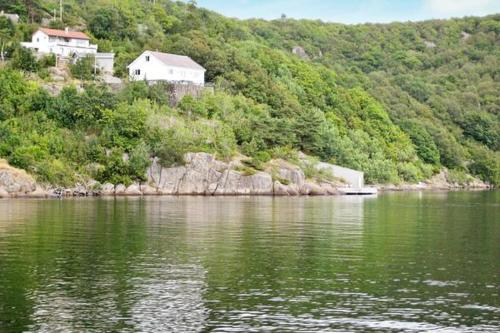 Four-Bedroom Holiday home in Farsund 2, Фарсунд
