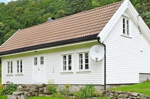 Two-Bedroom Holiday home in Farsund 6, Фарсунд