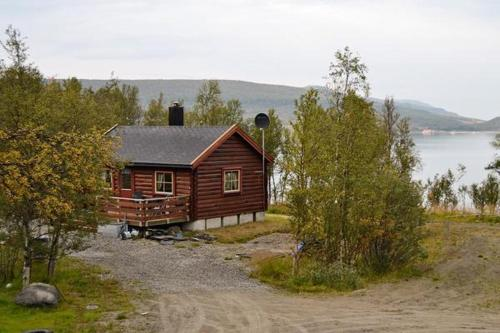 Two-Bedroom Holiday home in Indre Billefjord, Индре-Биллефьорд