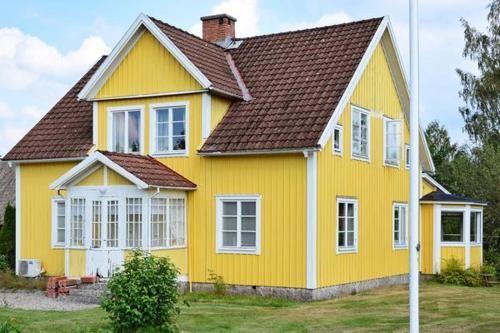 Four-Bedroom Holiday home in Värnamo