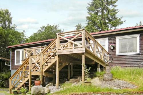 Three-Bedroom Holiday home in Kareby