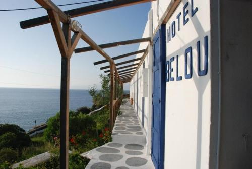 Belou Hotel in mykonos - 2 star hotel