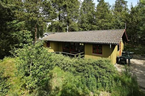 Three-Bedroom Holiday home in Brovst 1, Brovst