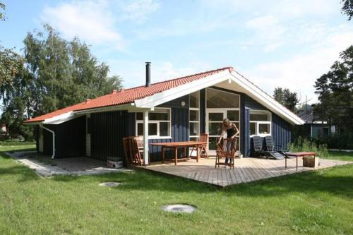 Three-Bedroom Holiday home in Slagelse 4 - фото 0