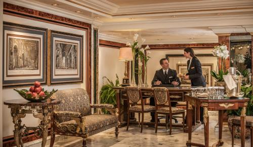 Rome Cavalieri, Waldorf Astoria Hotels and Resorts photo 57