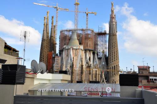 Sensation Sagrada Familia photo 47