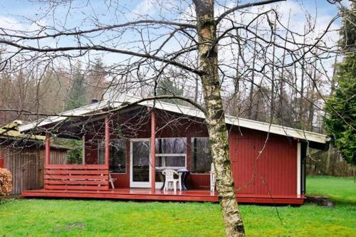 Three-Bedroom Holiday home in Toftlund 22 photo
