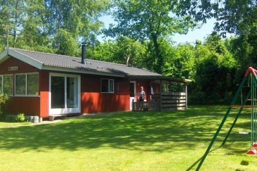 Two-Bedroom Holiday home in Farvang 6, Fårvang