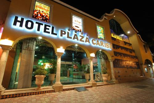 Hotel Plaza Caribe Photo