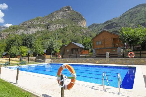 Bungalow Bungalows La Borda D´arnaldet