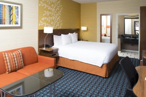 Fairfield Inn Anaheim Hills Orange County Photo