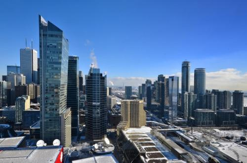 Atlas Suites - CN Tower & Convention Centre Toronto Photo