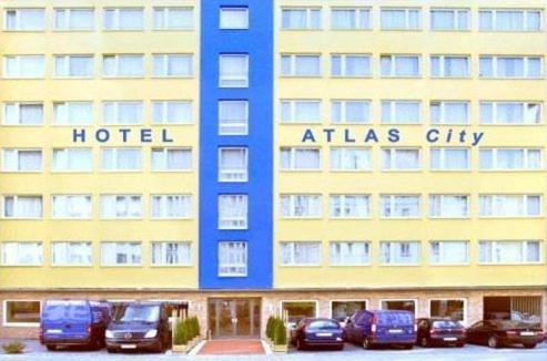 Atlas City Hotel - фото 0