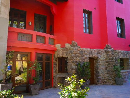 Hotel Boutique Castillo Rojo Photo
