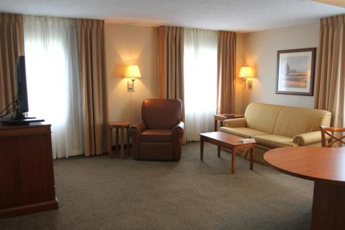 Candlewood Suites Indianapolis Downtown Medical District photo 32
