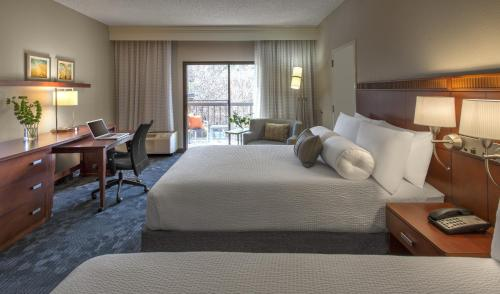 Courtyard By Marriott Detroit Southfield - Southfield, MI 48034