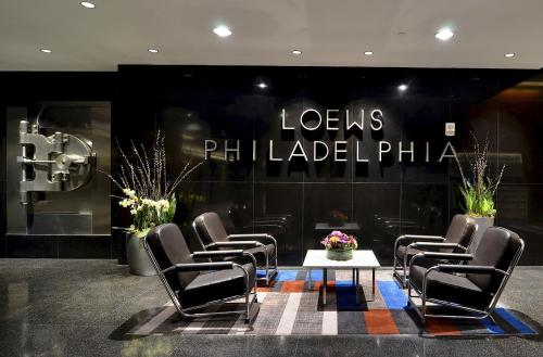 Loews Philadelphia Hotel Photo