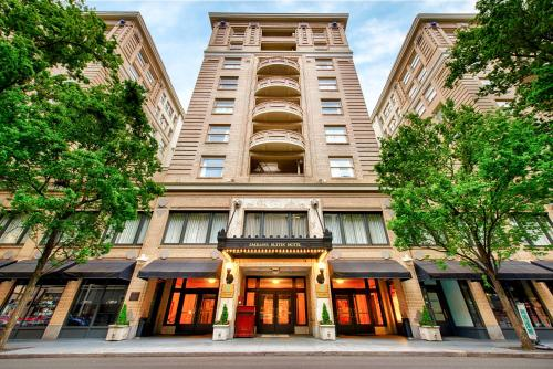 Foto de Embassy Suites Portland - Downtown
