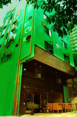 HotelSomewhere Intime Hostel