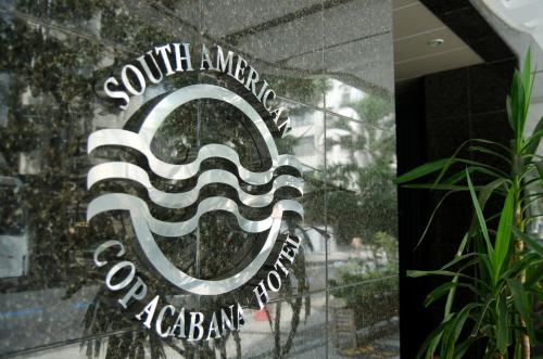 South American Copacabana Hotel Photo