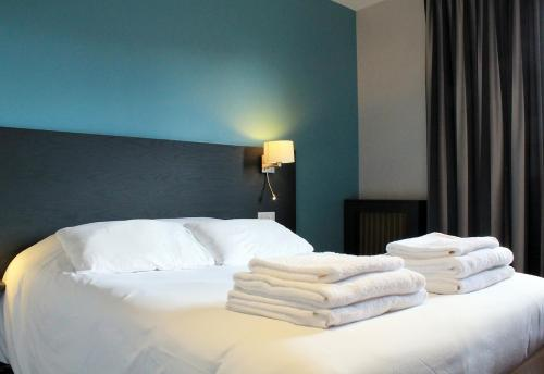 Hotel-Restaurant Le Victoria - rennes -