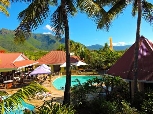 Find cheap Hotels in New Caledonia