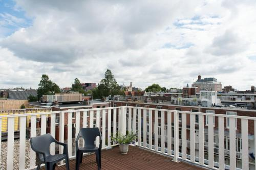Roof Terrace Apartment Amsterdam