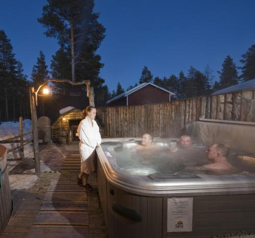 The Forest Hotel, Lulea Swedish Lapland, Sweden, picture 10