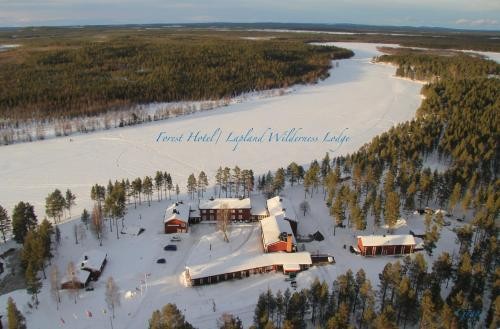 The Forest Hotel, Lulea Swedish Lapland, Sweden, picture 22