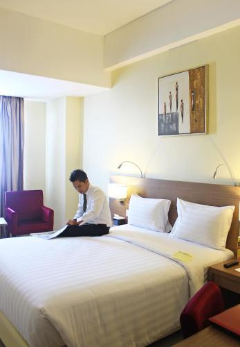 Biz Hotel Batam photo 46