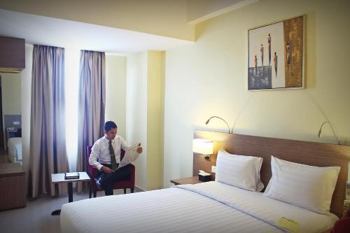 Biz Hotel Batam photo 47