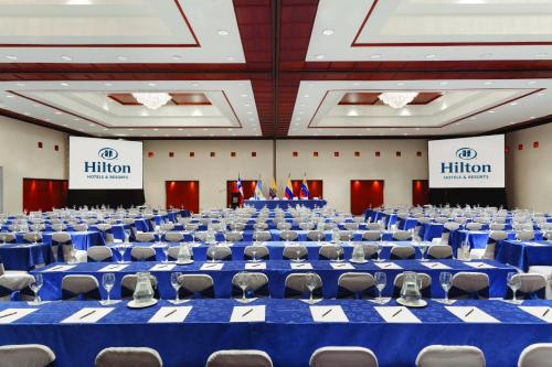 Hilton Colon Quito Hotel Photo