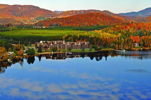 Le Grand Lodge Mont Tremblant Photo