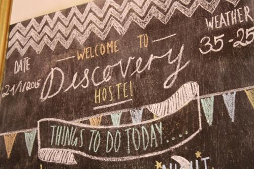 Discovery Hostel Photo