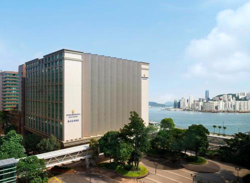 InterContinental Grand Stanford Hong Kong impression