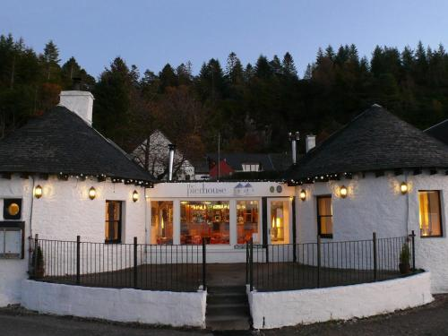 The Pierhouse Hotel, green hotel in Port Appin, United Kingdom