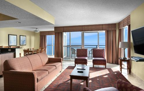 Bay view on the boardwalk myrtle beach sc - 4 bedroom resorts in myrtle beach sc ...