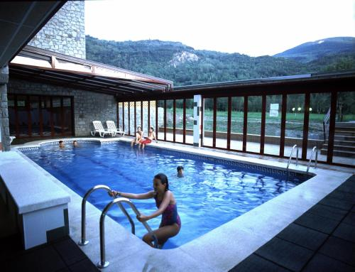 Gran Hotel Benasque Spa, Бенаске