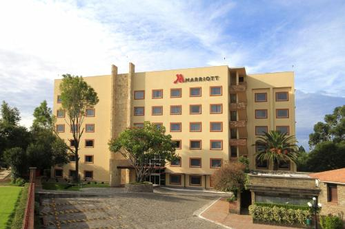 Marriott Puebla Hotel Meson del Angel, Пуэбла
