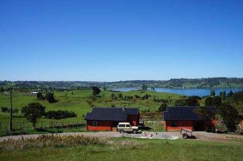 Cabañas Chiloe magico Photo