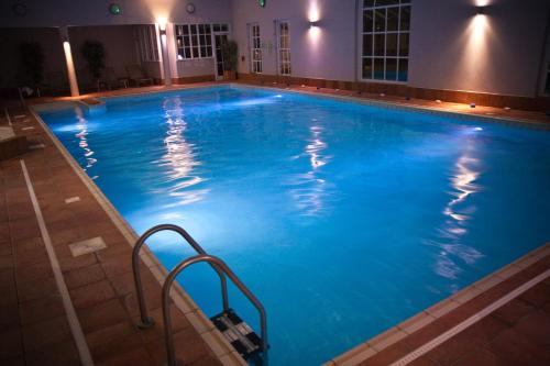 Bedford Lodge Hotel Spa Review Newmarket Suffolk Travel