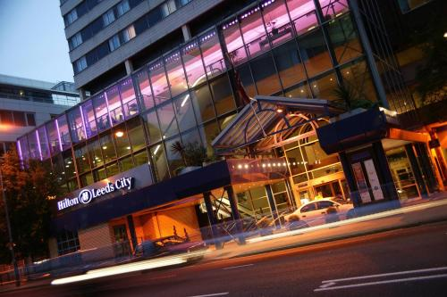 Stay at Hilton Leeds City
