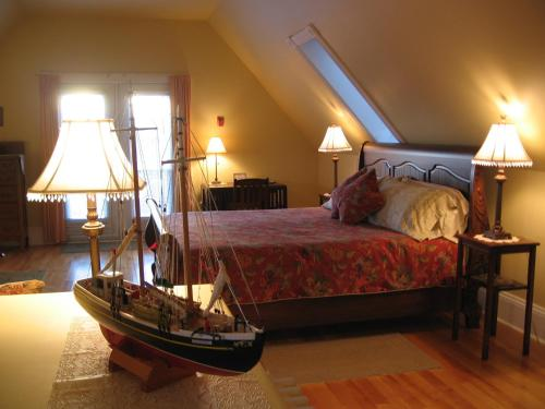 Louisbourg Heritage House Photo