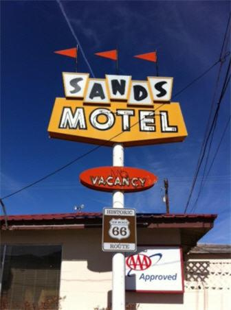 Sands Motel Photo
