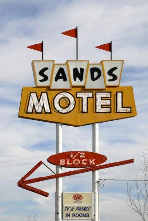 Photo of Sands Motel hotel in Grants
