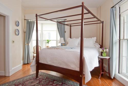 Photo of Marshall Slocum Inn Hotel Bed and Breakfast Accommodation in Newport Rhode Island